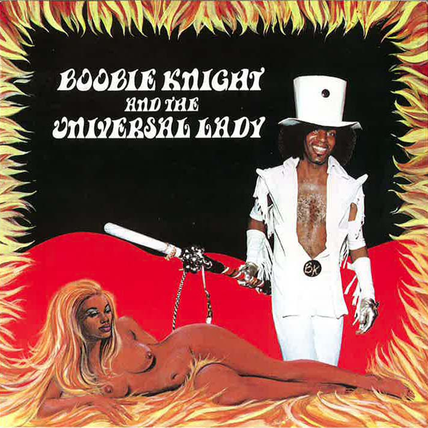 """Boobie Knight And The Universal Lady """"Earth Creature"""""""