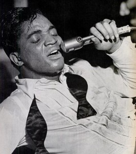 Jackie Wilson Breaking A Sweat