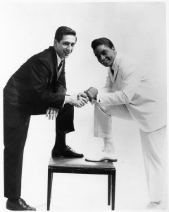 Jackie Wilson with Nat Tarnopol 2